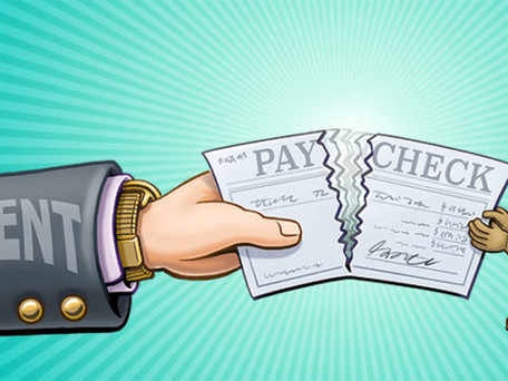 Stop an IRS Wage Garnishment in Its Tracks   One Day Release