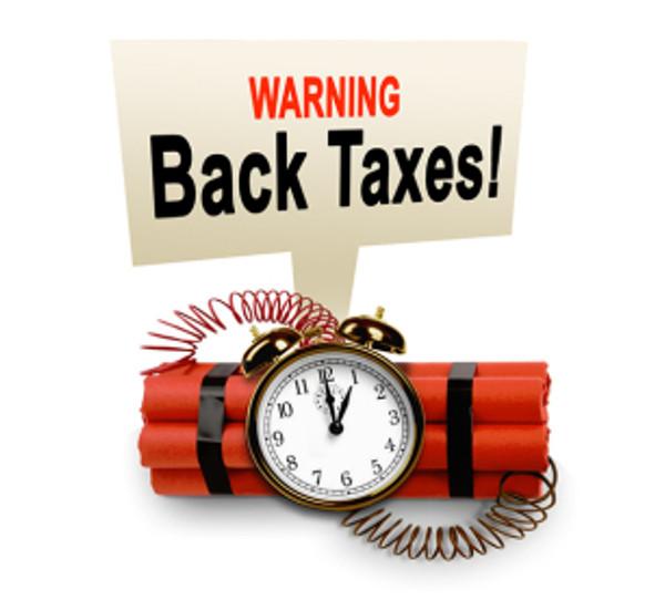IRS Levy - Tax Garnishment