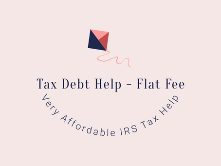 IRS Tax Debt | Tax Settlement Help | Flat Fee Tax Relief | Florida | Miami