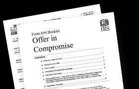 An Offer in Compromise provides a cash strapped taxpayer with a way to settle tax debt.