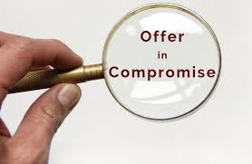 Offer in Compromise - IRS Settlement