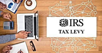 IRS Tax Levy - IRS Garnishment