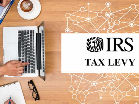 IRS Tax Help | Stop an IRS Levy | Flat Fee Tax Service