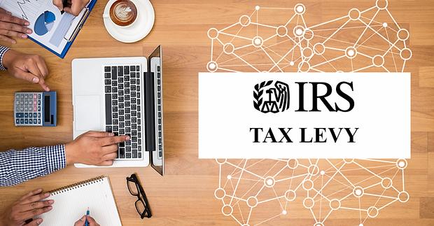 IRS Tax Levy - Wage Garnishment