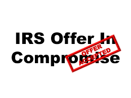 Offer in Compromise - Tax Settlement