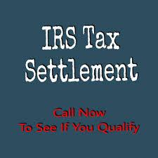 IRS Tax Settlement
