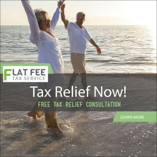 IRS Tax Relief - Flat Fee Tax Service