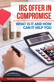 What Percentage of IRS Offer in Compromise are Accepted?
