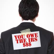 Tax Levy - IRS Wage Garnishment