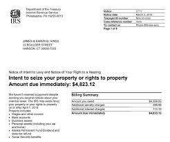 IRS Wage Ganishment - Tax Levy