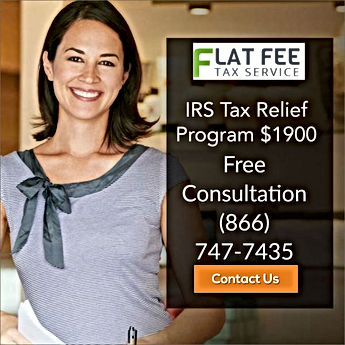 IRS Tax Help - Affordable Flat Fee