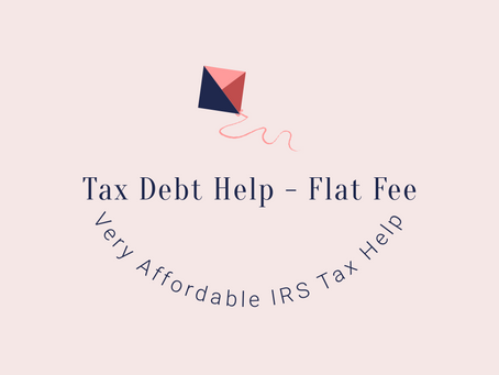Tax Relief Programs | IRS Debt Help | San Diego
