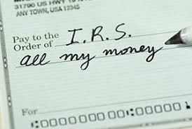 Wage Garnishment - IRS Tax Levy