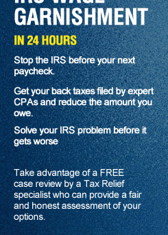 IRS Levy - Tax Levy Relief | Protect Your Paycheck