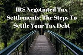 Tax Debt Settlement | Offer in Compromise | Flat Fee Tax Service