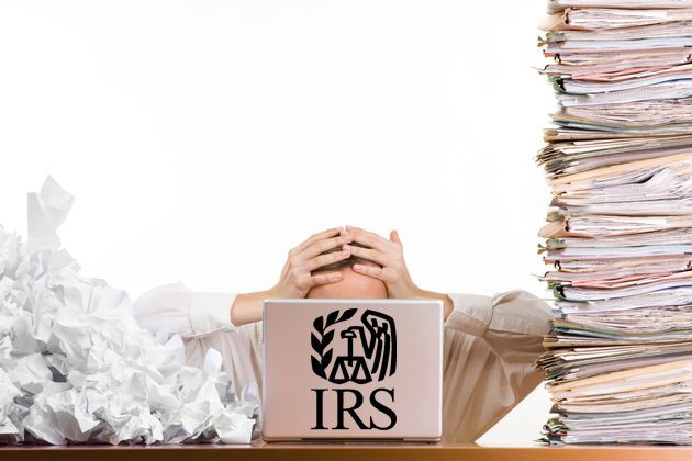 IRS Wage Garnishment - Tax Levy