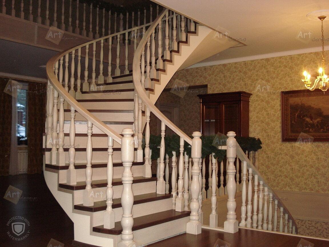 Монтаж лестниц в москве