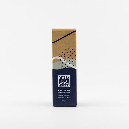 Chocolate Negro c/ Flor de Sal