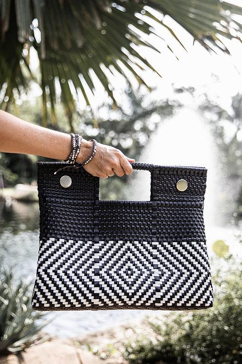 Black & White Urban Bag
