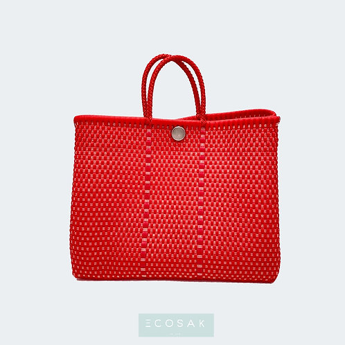 Ridding Hood Red Bella Tote