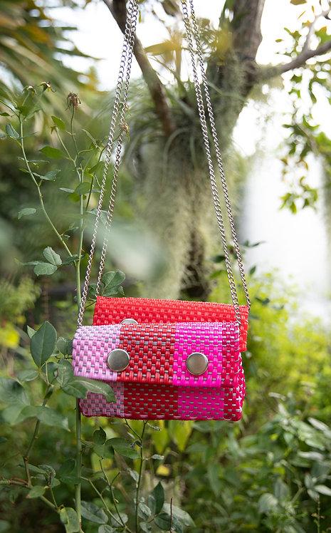 Pink Under Arm Bag