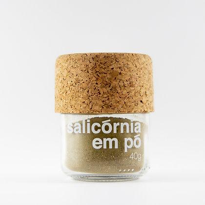 Salicórnia em Pó