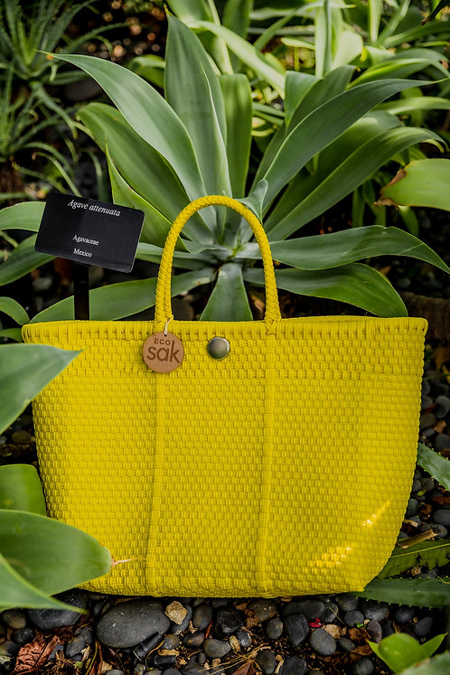 Canary Yellow Susi Tote