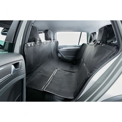 Zaštita za sjedalo (navlaka),crna, 145x160 cm
