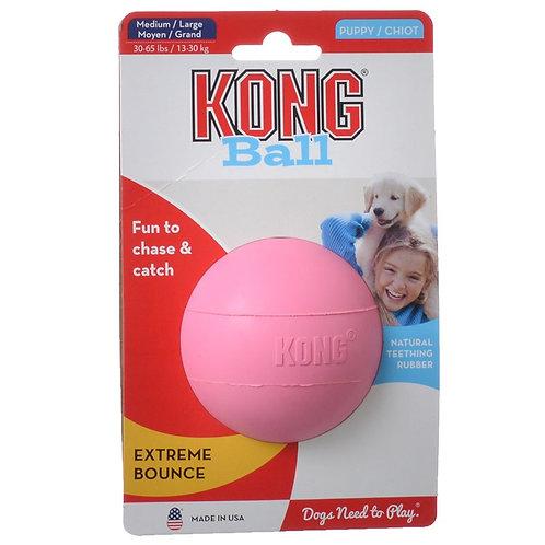 KONG Puppy lopta s rupom