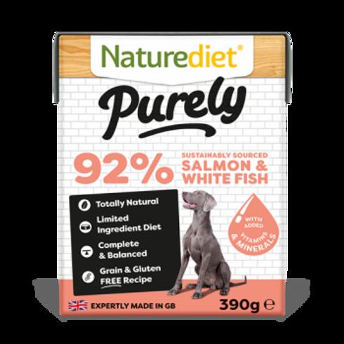 NATUREDIET PURELY visokoproteinska mokra hrana za pse