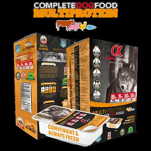 Alpha Spirit poluvlažna hrana za pse