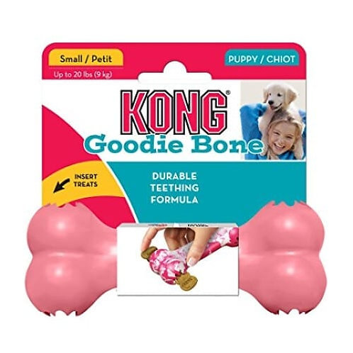 KONG Puppy Goodie kost S