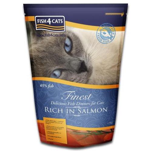 Fish4CatsFinest suha hrana za mačke