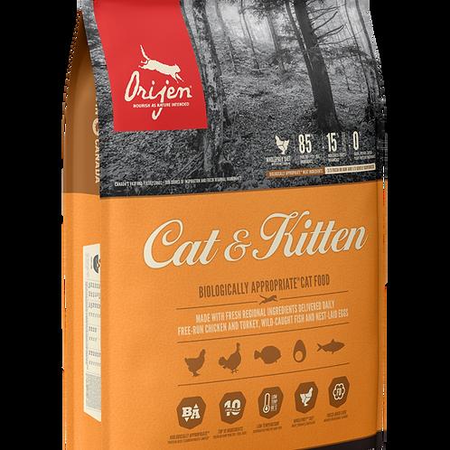 Orijen Cat&Kitten hrana za mačke