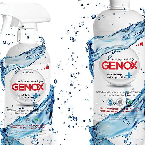 Genox Aquagen dezinficijens za ruke i kožu 500 ml