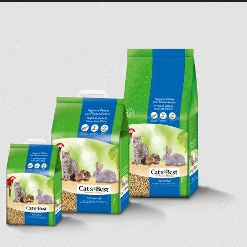 Cat's Best Universal-peletirani drveni granulat