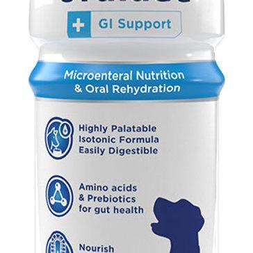 Oralade za rehidraciju pasa i mačaka
