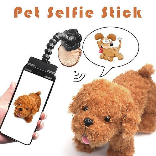 PET SELFIE STICK- selfie pomagalo za kućne ljubimce