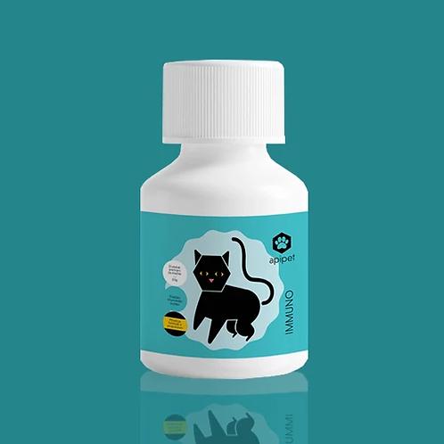 Apicat IMUNO prirodni pripravak za mačke u prahu