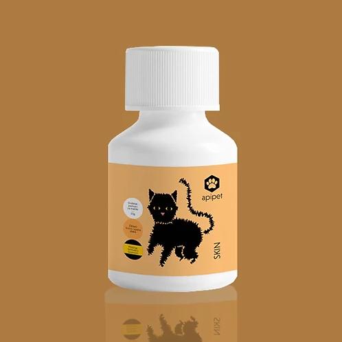 Apicat SKIN prirodni pripravak za mačke u prahu