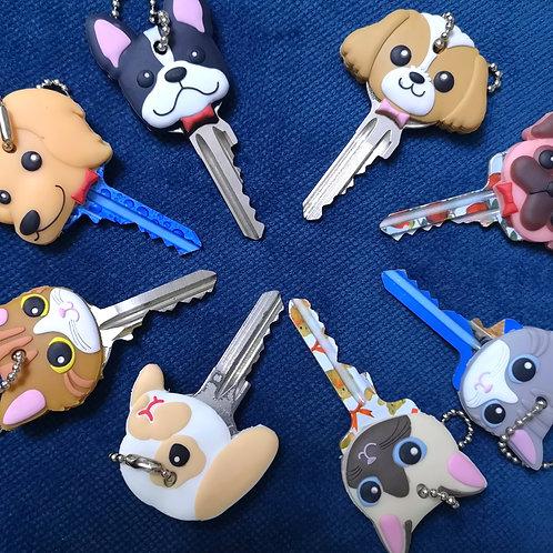 Silikonska kapica za ključeve