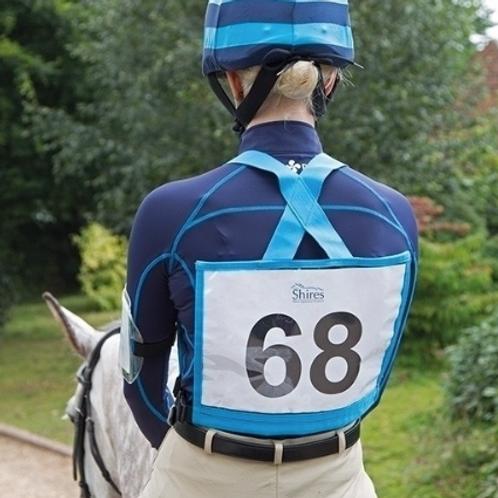 Torbica za natjecateljski broj