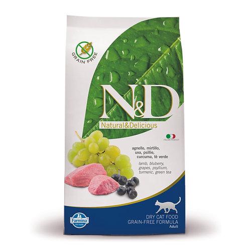 Farmina Natural&Delicious Grain Free hrana za mačke