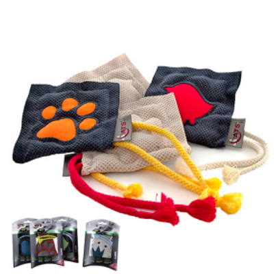 4Cats Premium valerijana/mačja metvica jastučić za mačke