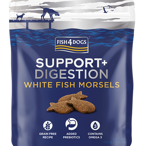 Fish4Dogs Digestion bijela riba 225 g