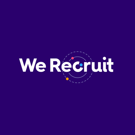 We Recruit