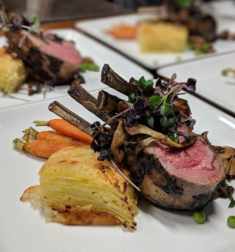 Rack of Lamb by Herban Feast