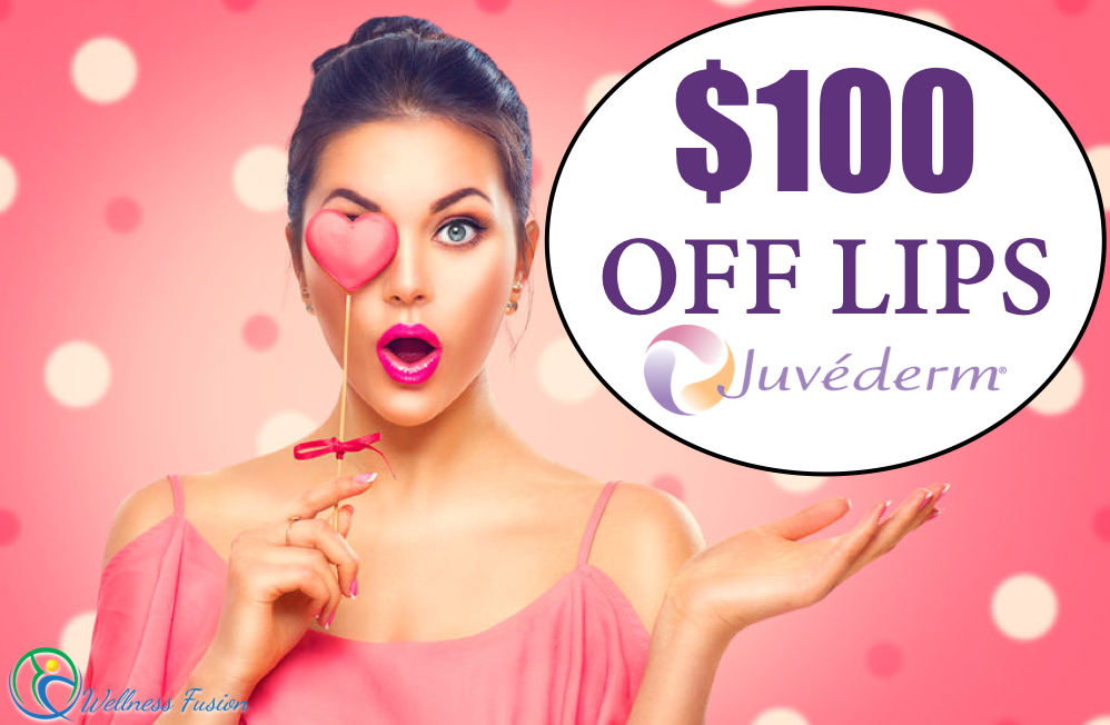 Juvederm $100 OFF
