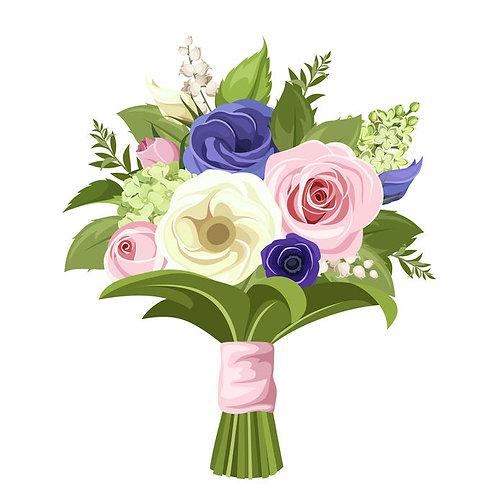 Designers Choice Seasonal Bouquet - Darling