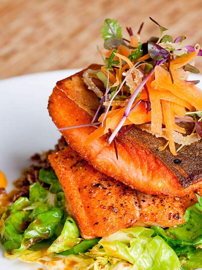 Salmon by Herban Feast